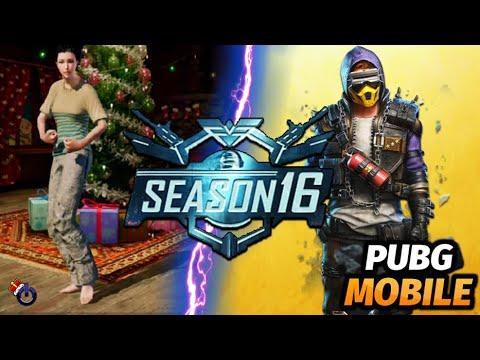 SEZON 16 ROYALE PASS ÖDÜLLERİ | SEZON 16 GELECEK DANSLAR | PUBG Mobile