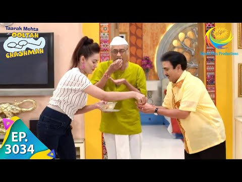 Taarak Mehta Ka Ooltah Chashmah - Ep 3034 - Full Episode - 11th November 2020