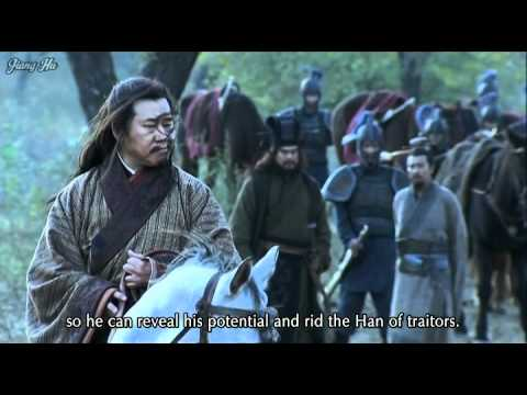 Three Kingdoms (2010) Episode 59 Part 1/3 (English Subtitles)