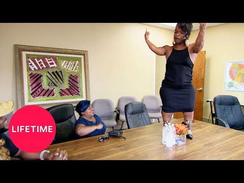 Little Women: Atlanta - Abira Raps for Juicy and Johnnie Cabbell (Season 4, Episode 4) | Lifetime