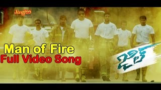 Man of Fire Full Video Song