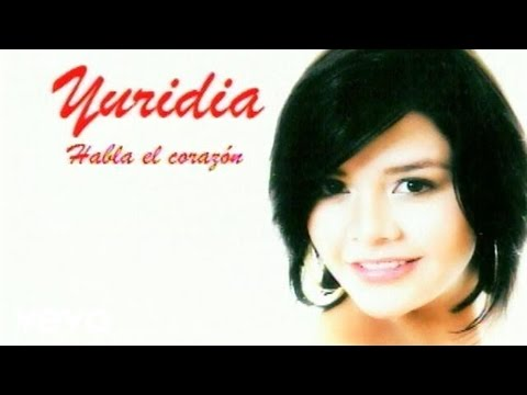 video y letra de yuridia como yo: