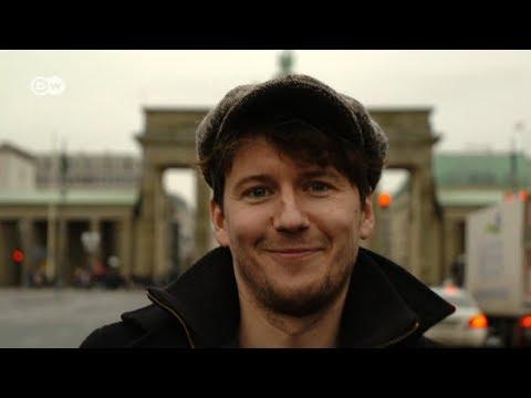 Deutsche Welle, TV report about Robert Nippoldt and his berlin book