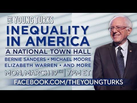 Bernie Sanders Interview on Inequality in America (видео)
