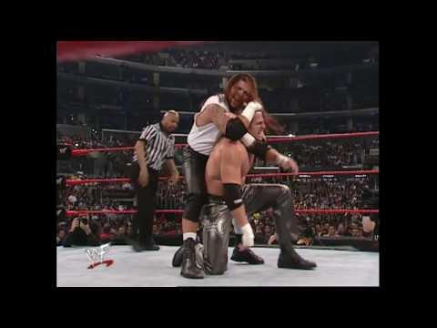 Test vs. Raven (WWF European Championship)