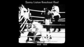 The Sonny Liston Knockout Reel 1958-1968
