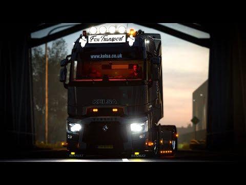 Renault T Light Improvements v1.4