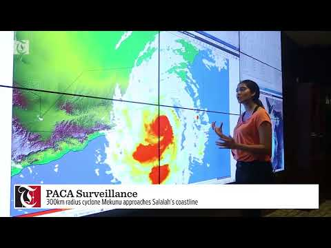 Video: Latest update on the weather from PACA's Salalah HQ