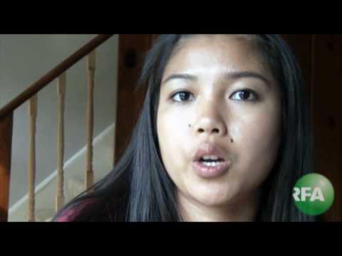 Success story of a young woman of Burma (Jue Jue):  ဘ၀နဲ ့ အားမာန္ႏုိင္ငံေရး လွဳပ္ရွားသူ ဖခင္နဲ ့ေ၀းကြာခဲ့ခ်ိန္ အသက္ ၂ ႏွစ္အရြယ္ကစျပီး မိခင္ရဲ ့အုပ္ထိမ္းမွဳနဲ ့ ၾကီးျပင္းခဲ့ရသူ ျမန္မာအမ်ဳိးသမီးငယ္ ဂ်ဴးဂ်ဴးရဲ ့ ဘ၀နဲ ့အားမာန္ေတြကုိ ရုိက္ကူး တင္ျပထားပါတယ္။