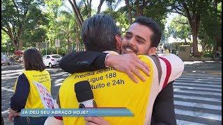 22 de maio: Dia Internacional do Abraço