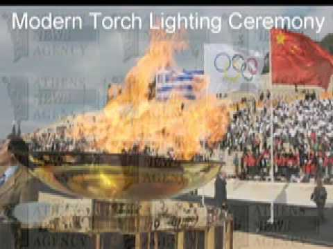Ancient and Modern Olympics