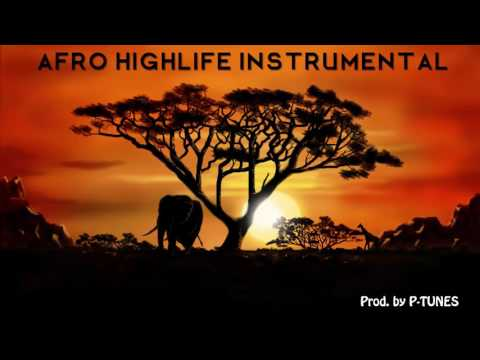 Afro Highlife Instrumental