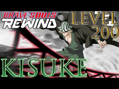 Bleach Brave Souls Rewind: Kisuke (Mind)