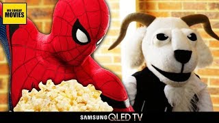 Top 5 Movie Night Movies (Plus Win A Samsung QLED TV)