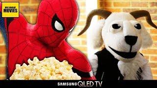 Top 5 Movie Night Movies (Plus Win A Samsung QLED TV)