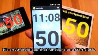 Go! - Start Clock YouTube video