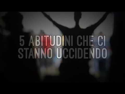 5 abitudini che ci stanno uccidendo