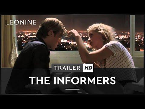 The Informers - Trailer (deutsch/german)