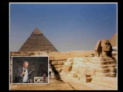Robert & Olivia Temple: The Sphinx Mystery, The Forgotten Origins of the Sanctuary of Anubis