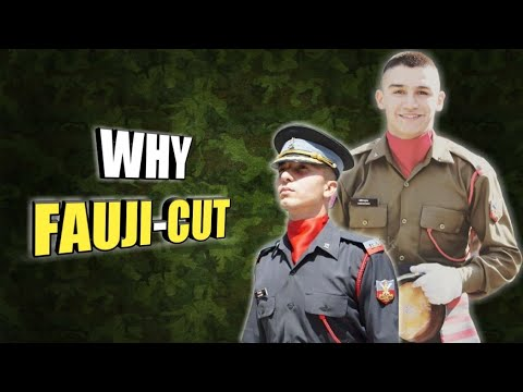 Short haircuts - Fauji Cut - Why Do Military/Army Personnel Have Short Hair? Story Behind