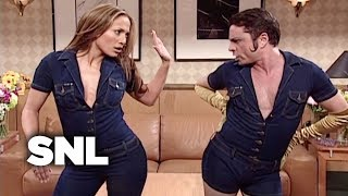 Video Mango and J Lo Get Into a Diva Battle  - SNL MP3, 3GP, MP4, WEBM, AVI, FLV Juni 2018