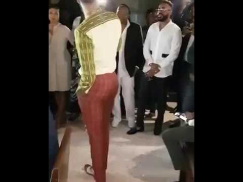 Jidenna speaks at the Private Dinner Organized in Nigeria