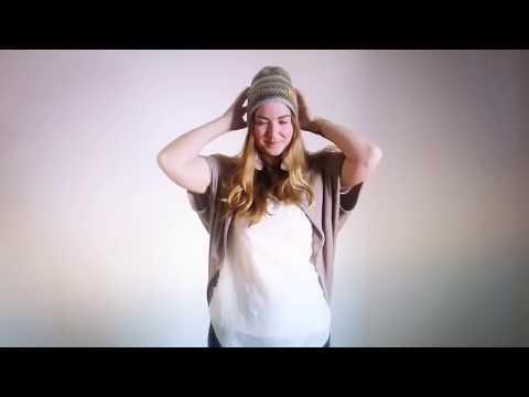 Mütze häkeln ganz einfach – Häkelanleitung für Anfänger und Fortgeschrittene