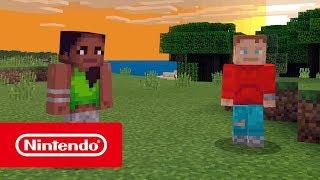 Minecraft - Better Together Trailer (Nintendo Switch)