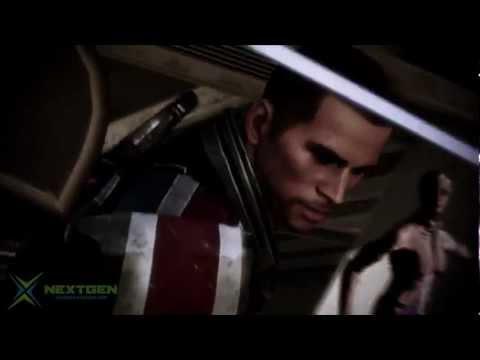 Mass Effect 3 La Caída de la Tierra Exclusive Trailer