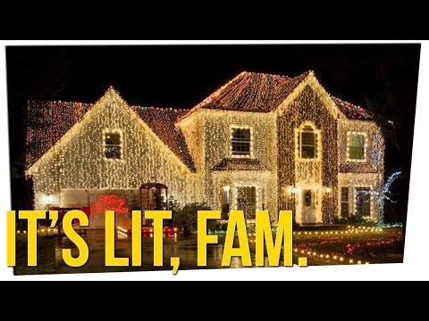 Man Wins Neighborhood Battle Over Christmas Lights ft. Steve Greene
