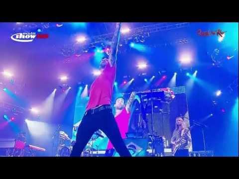 Maroon 5 - Stutter (Rock in Rio 2011)