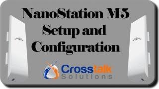 Video NanoStation M5 Setup and Configuration MP3, 3GP, MP4, WEBM, AVI, FLV Oktober 2018
