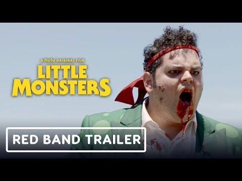 Little Monsters Official Red Band Trailer (2019) Josh Gad, Lupita Nyong'o