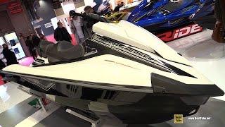 10. 2016 Yamaha VX Cruiser TR1 - Walkaround - 2015 Salon Nautique de Paris