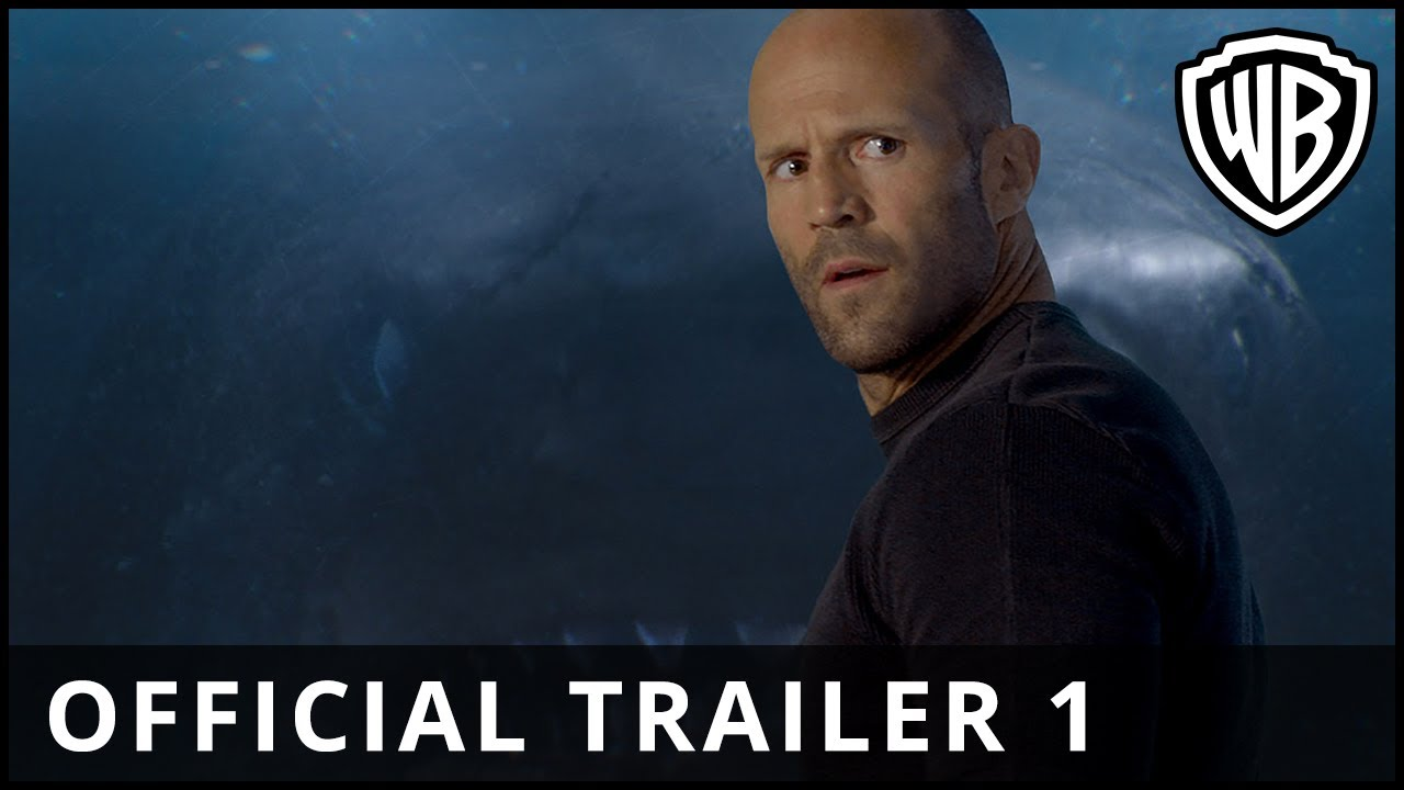 THE MEG - International Trailer
