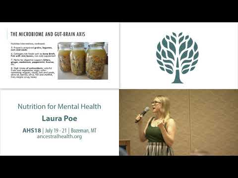 AHS18 Nutrition for Mental Health