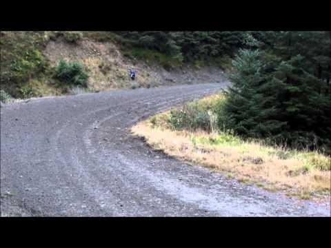 Vídeo test previos Andreas Mikkelsen WRC Rallye Gales 2014