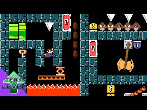 Team Level UP: Mario's Maze Mayhem 2