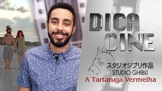 Studio Ghibli: Tartaruga Vermelha  Dica Cine 068
