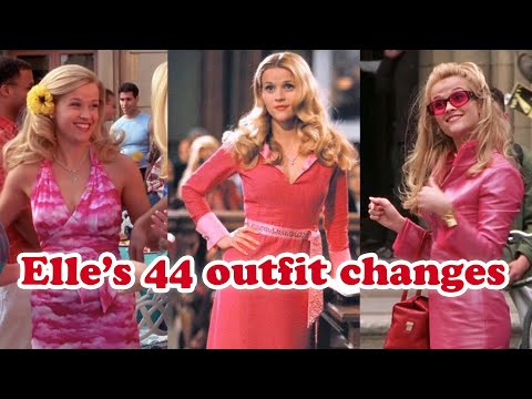 Every single outfit Elle Woods wears in Legally Blonde