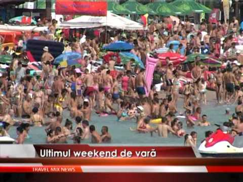 Ultimul weekend la mare – VIDEO