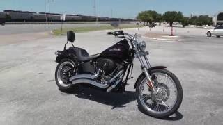 10. 053696 - 2006 Harley Davidson Softail Night Train FXSTB - Used Motorcycle For Sale