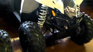 2. 2011 Polaris TrailBlazer 330 ATV Walkaround