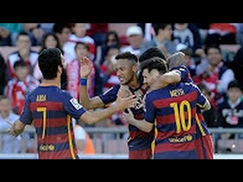 Leganes vs Barcelona 1-5 All Goals & Highlights 17/09/2016