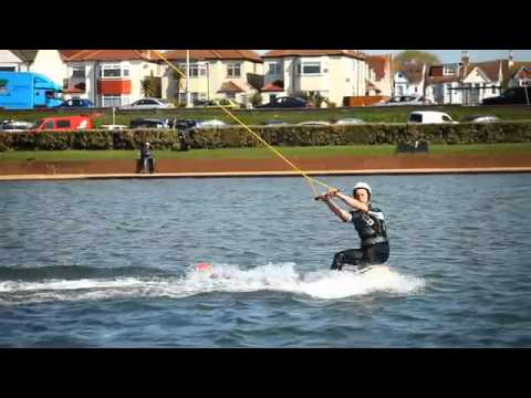 Wakeboarding Brighton System 2.0 Hove Lagoon