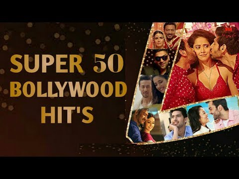 Super 50 Bollywood Hits - Audio Jukebox | Celebrating 1 Lakh Subscribers