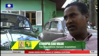 The difficulty of buying car in Ethiopia