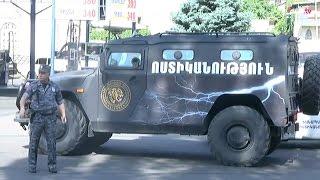 Pobunjenici u Armeniji traže smjenu vlasti