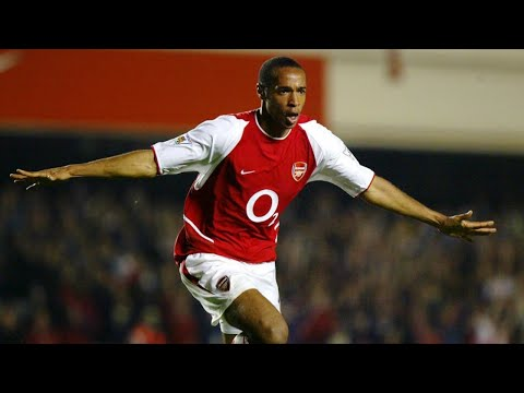 Thierry Henry, The King [Goals & Skills]