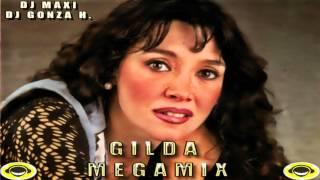 GILDA  MEGAMIX  DJ MAXI GALAMIXER
